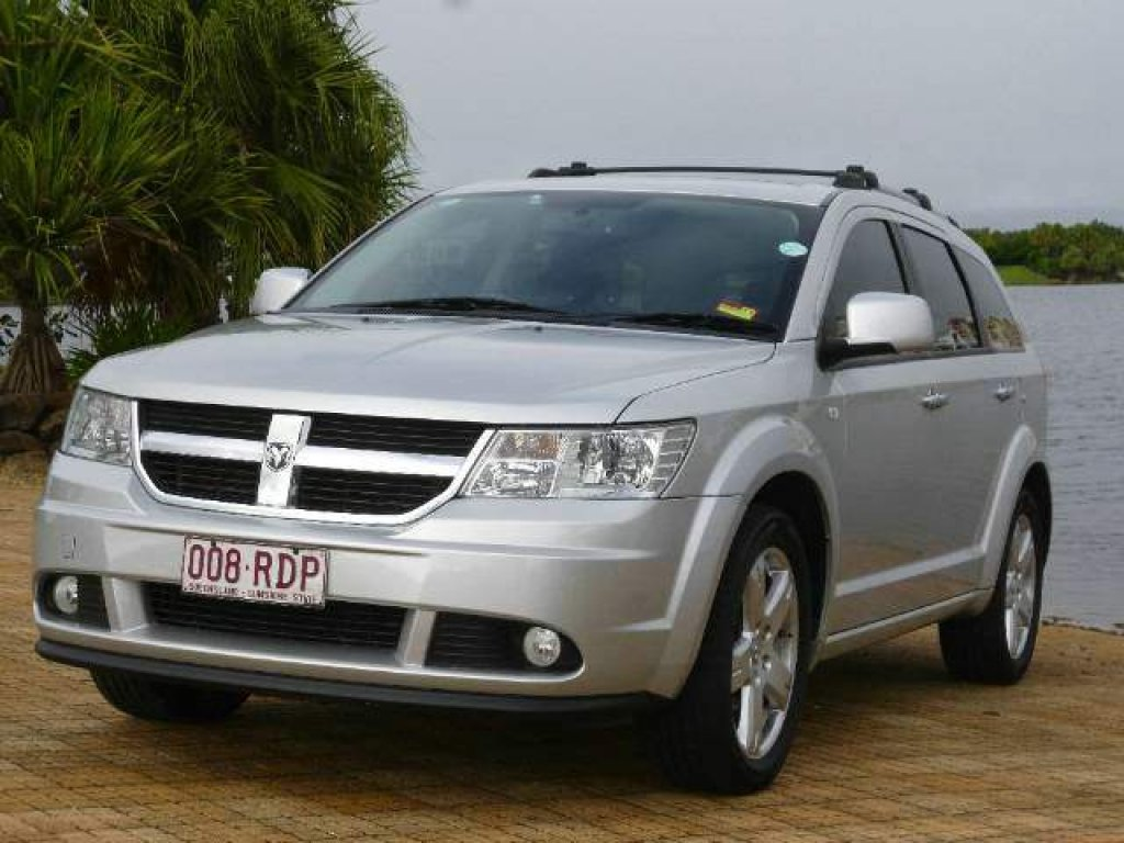 2010 Dodge Journey RT MY10