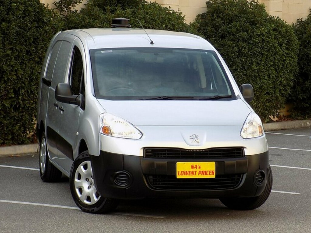 2013 Peugeot Partner L2 Low ROOF MWB B9P MY12