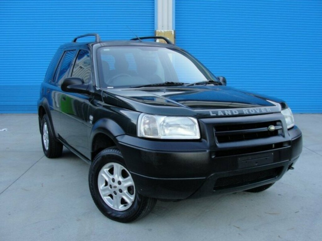 2003 LAND Rover Freelander SE TD4 02MY
