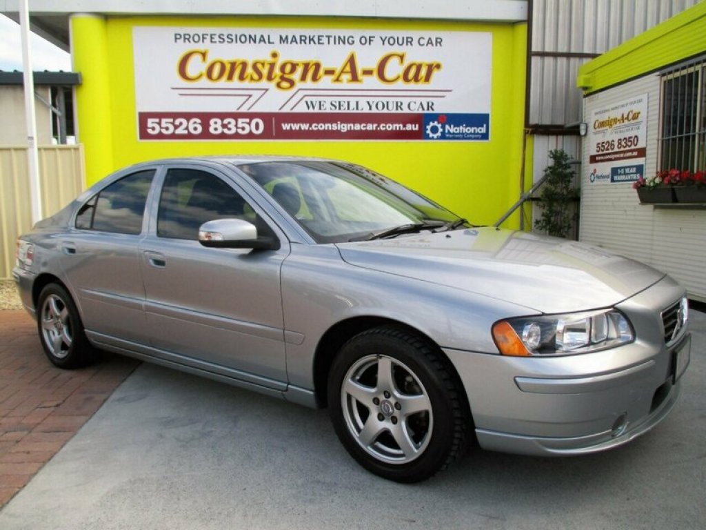2009 Volvo S60 LE MY09