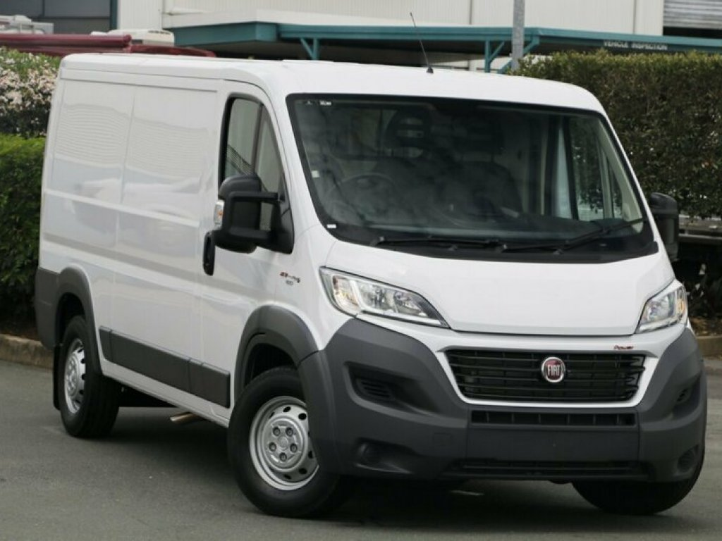 2017 Fiat Ducato Low ROOF MWB Series 6