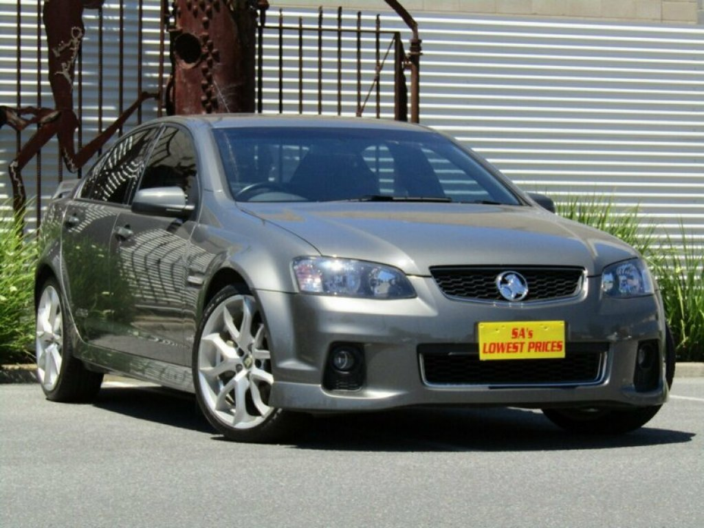 2012 Holden Commodore SS VE II MY12