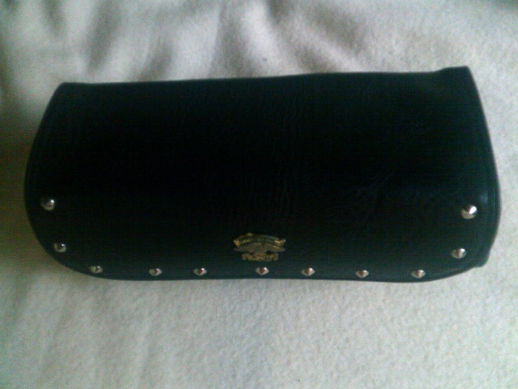 Harley Leather BAR BAG