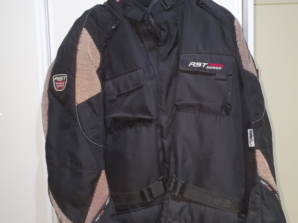 RST Pro Series Winter Jacket 3XL