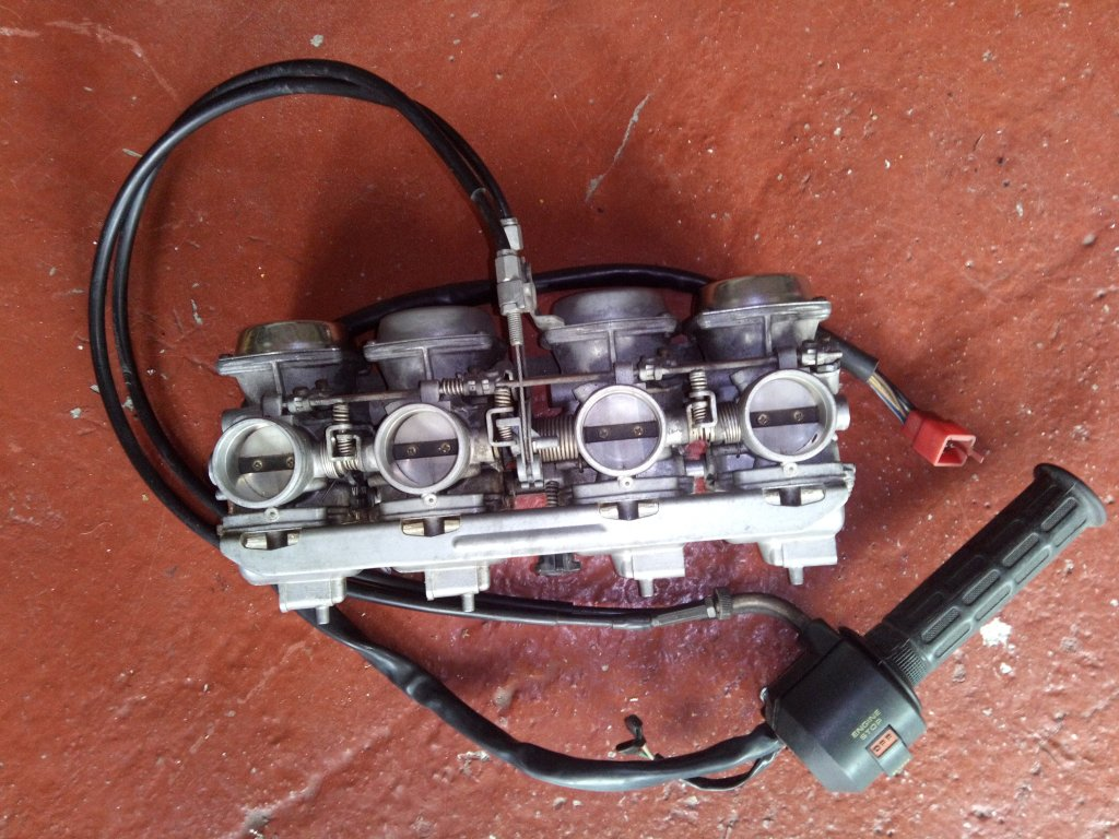 Carburettors 34MM, Keihin, GANG of FOUR, Excellent Condition