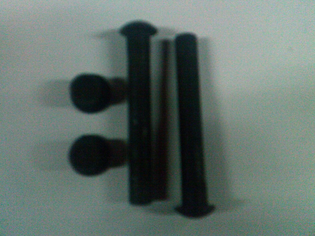 Ford Door Hinge PINS Xr,xt,xw,xy
