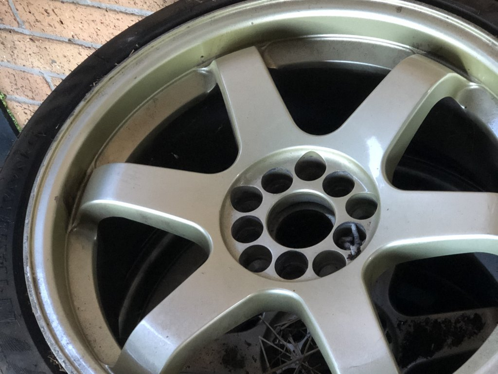 5x100 (Subarus) Aftermarket Wheels With Tyres