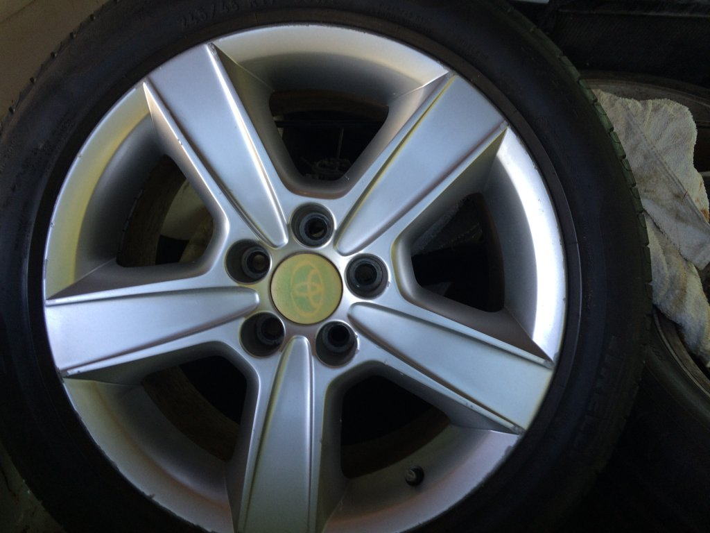 Ford / Toyota Alloy Rims