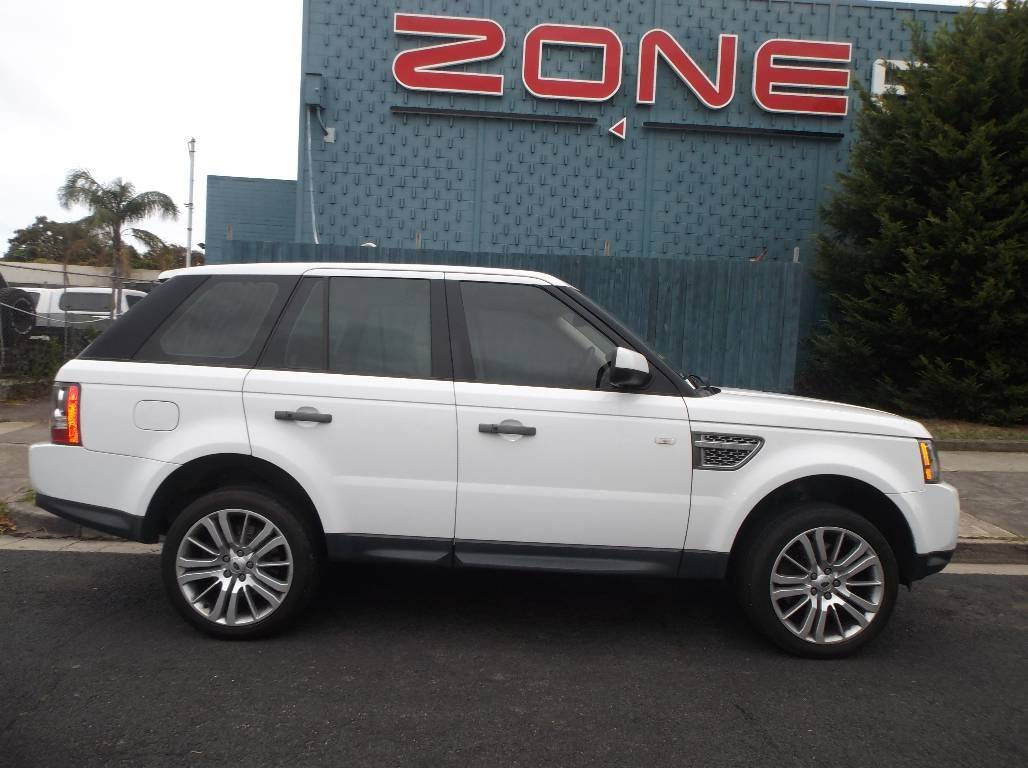 2011 LAND Rover Range Rover MY12 Sport 5.0 V8 SC Autobiography MY12