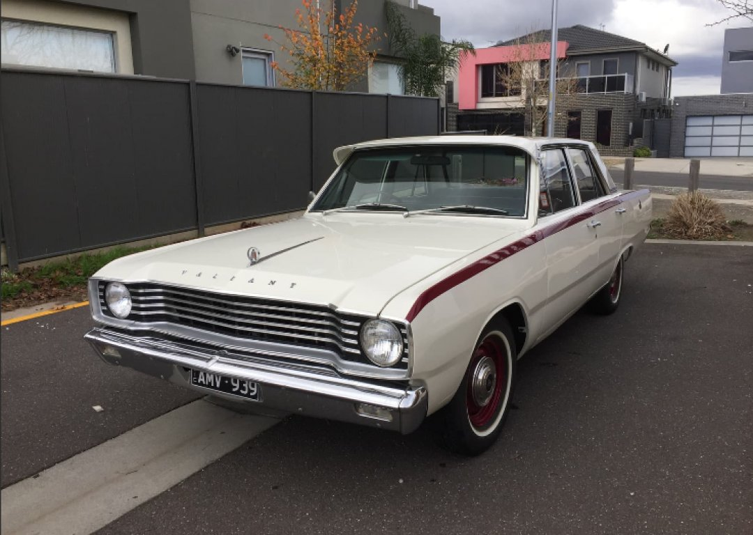 1968 Chrysler Valiant