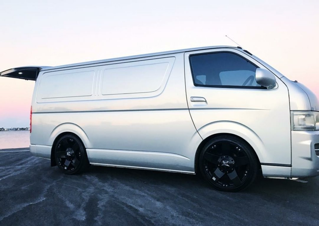 Toyota Hiace S For Sale On Boostcruising It S Free And