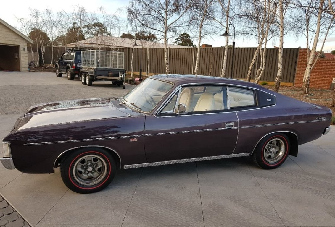 1972 Chrysler Valiant Charger