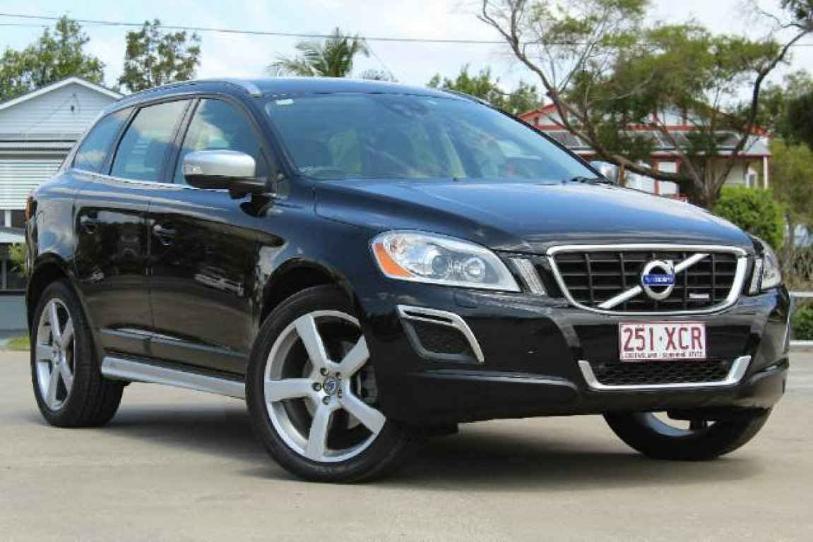 2012 Volvo XC60 D5 Geartronic AWD R- DZ MY12