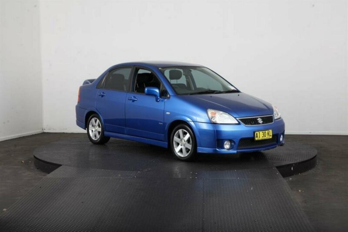Suzuki Liana\'s for sale on BoostCruising | It\'s free AND it works!