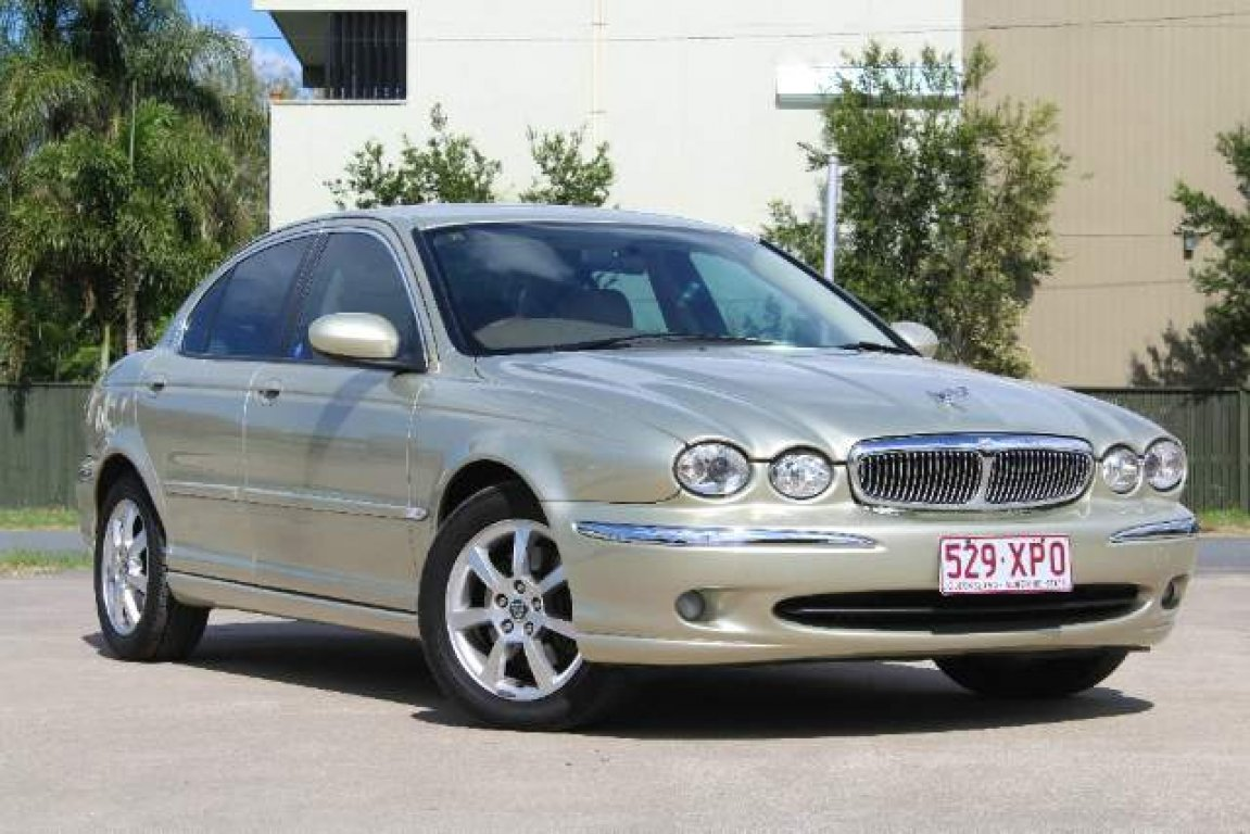 2005 Jaguar X SE X400 MY05