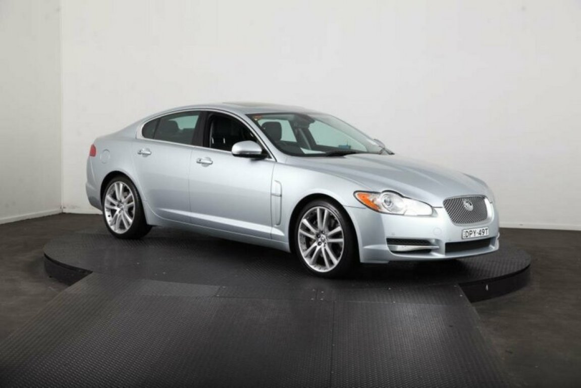 2009 Jaguar XF 3.0 V6 Diesel S Luxury MY10