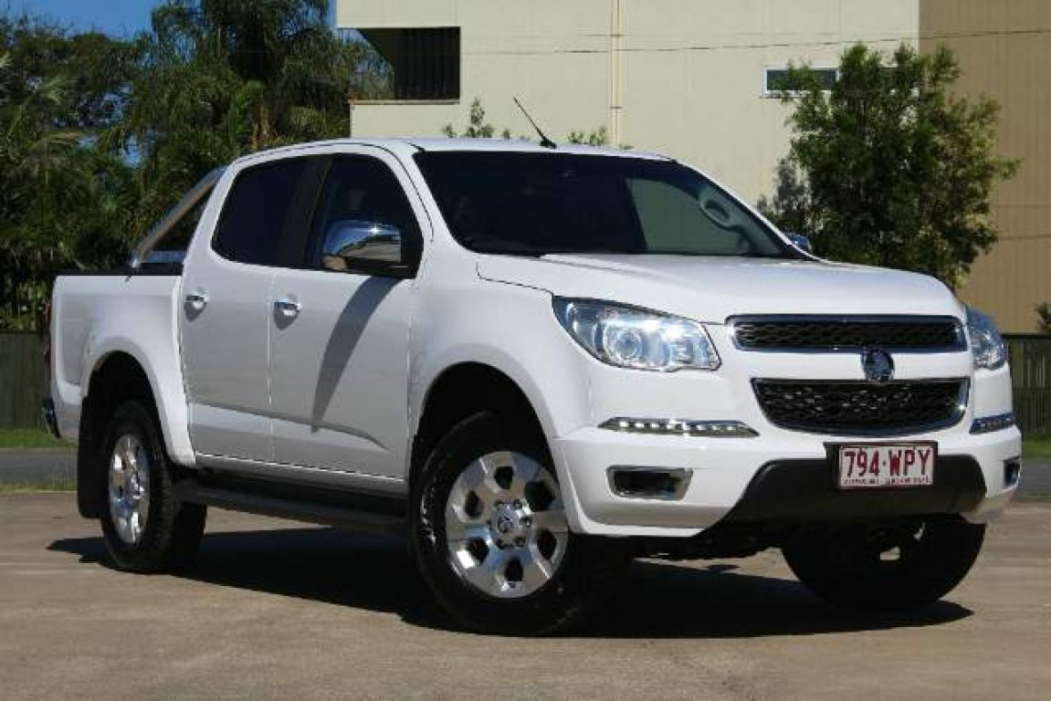 2016 Holden Colorado LTZ CREW Cab RG MY16
