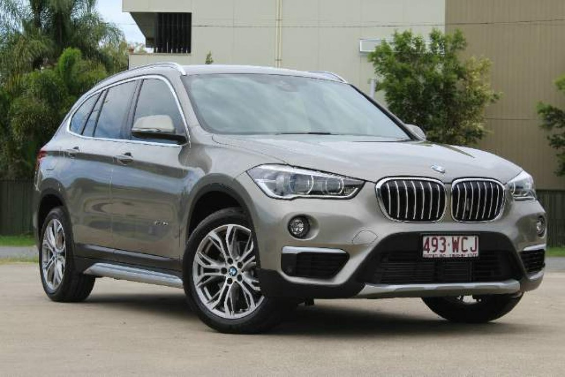 2015 BMW X1 Sdrive18d Steptronic F48