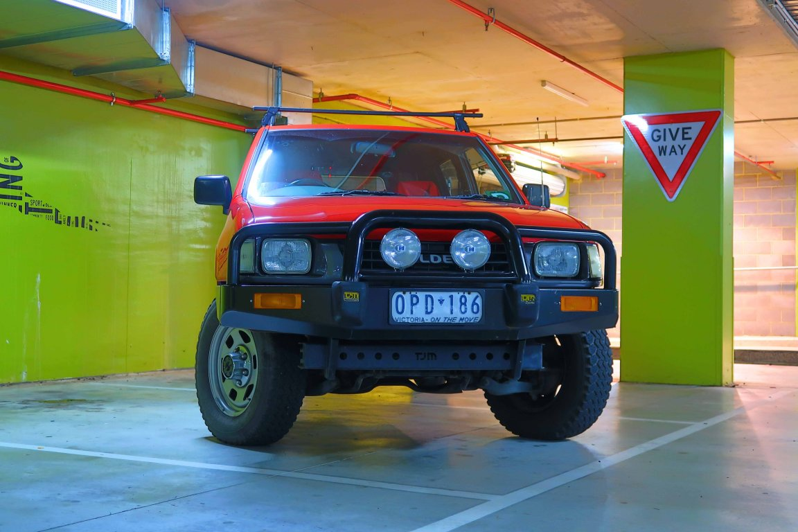1997 Holden Rodeo