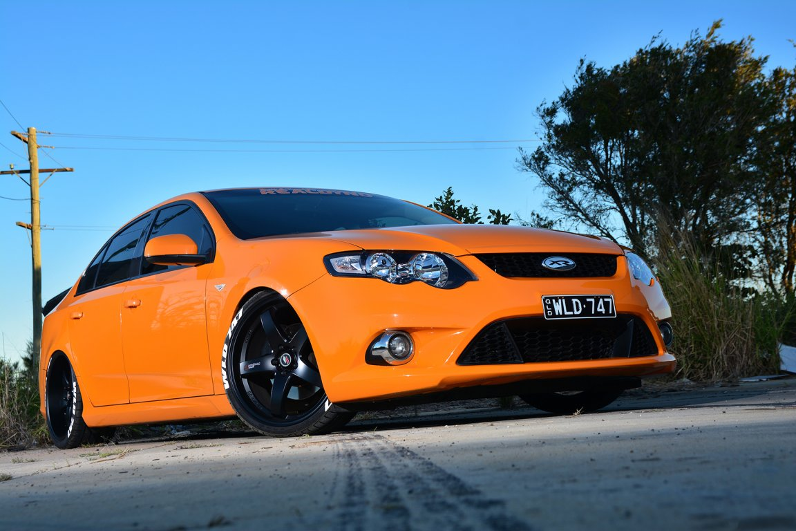 2008 Ford Falcon XR6T FG