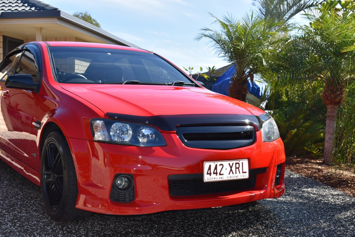 2011 Holden Commodore SV6 VE II MY12