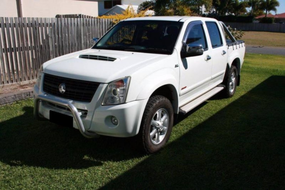 2007 Holden Rodeo LTZ (4X4) RA MY07