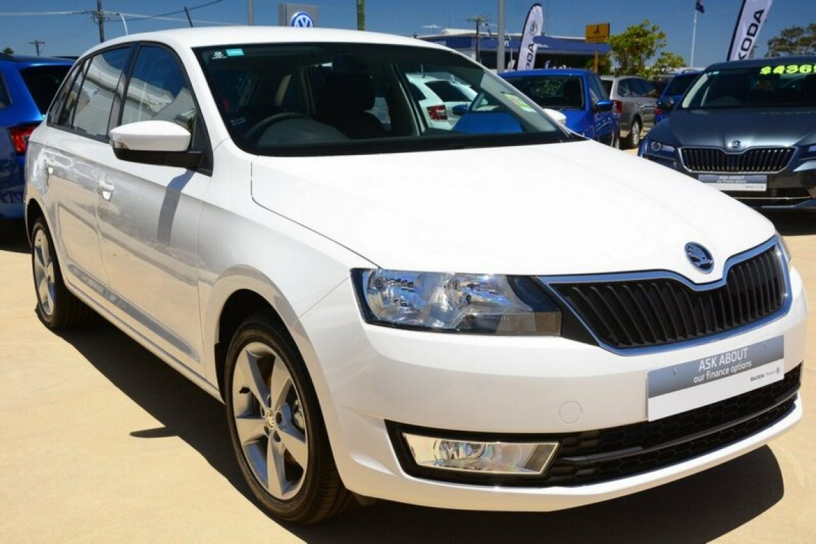 2016 Skoda Rapid Spaceback DSG NH MY17