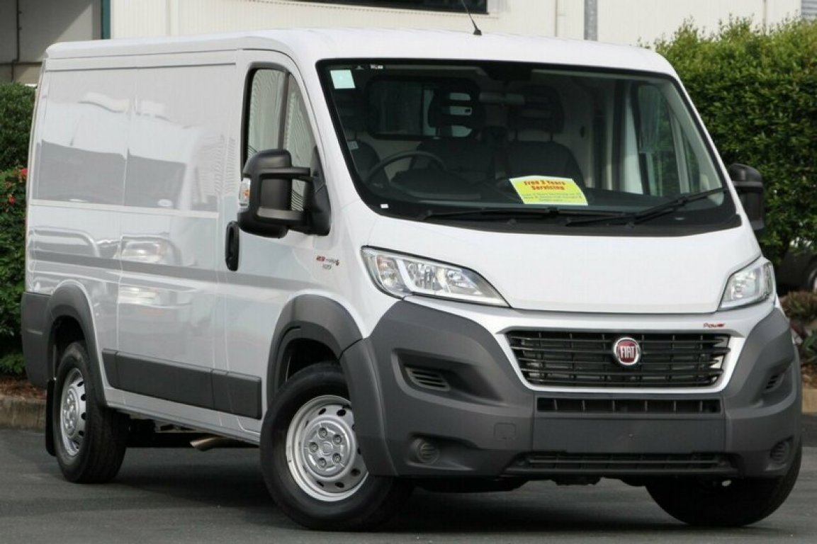 2016 Fiat Ducato Low ROOF MWB Comfort-matic Series 4