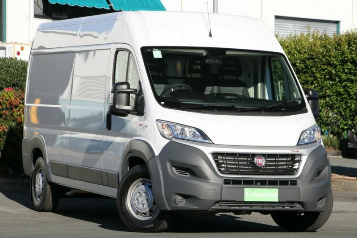 2016 Fiat Ducato Mid ROOF LWB Comfort-matic Series 6