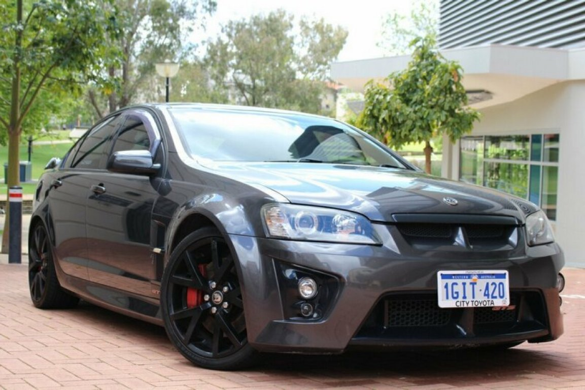 Hsv gts cars for sale on boostcruising its free and it works 2008 hsv gts e series my09 vanachro Image collections