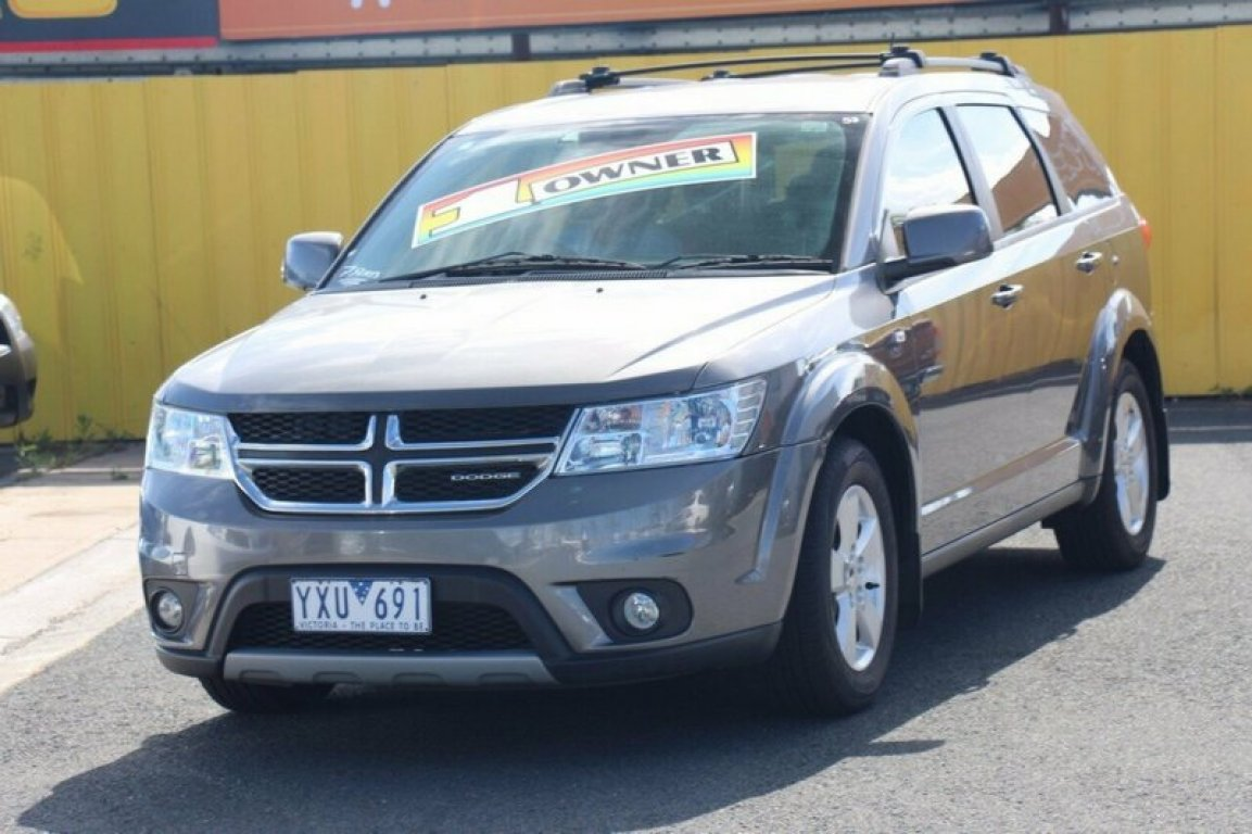 2012 Dodge Journey SXT JC MY13