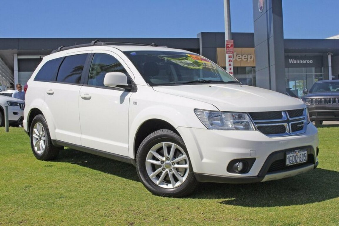 2016 Dodge Journey SXT JC MY16