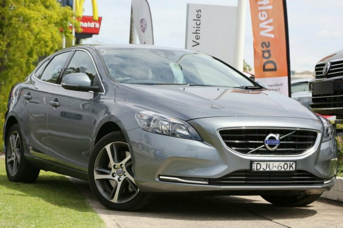 2016 Volvo V40 D2 ADAP Geartronic Kinetic M Series MY16