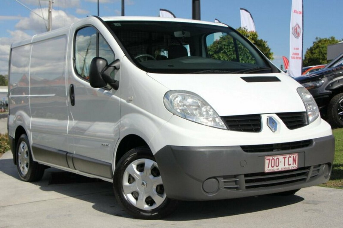2013 Renault Trafic Low ROOF X83 Phase 3
