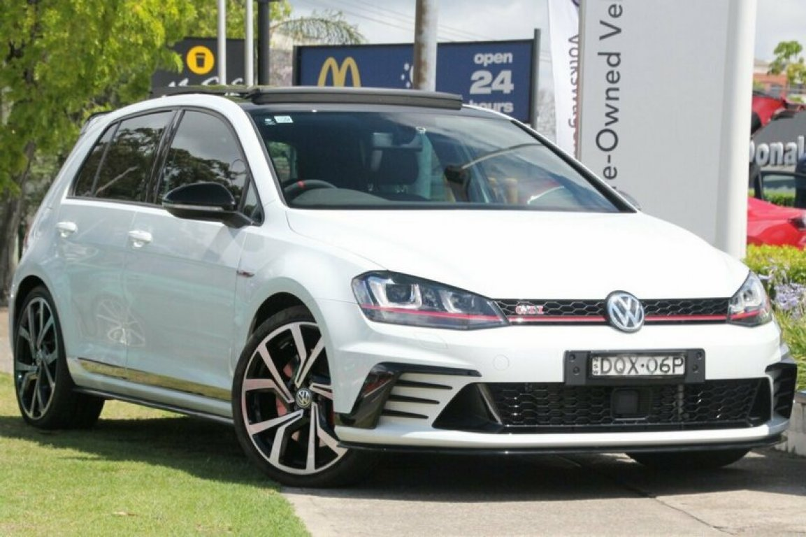 2016 Volkswagen Golf GTI DSG 40 Years VII MY16