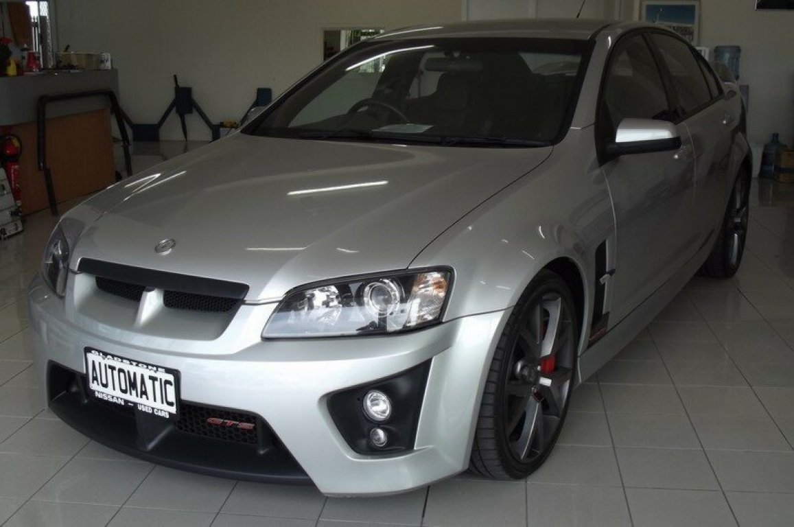 Hsv gts cars for sale on boostcruising its free and it works 2007 hsv gts e series vanachro Image collections