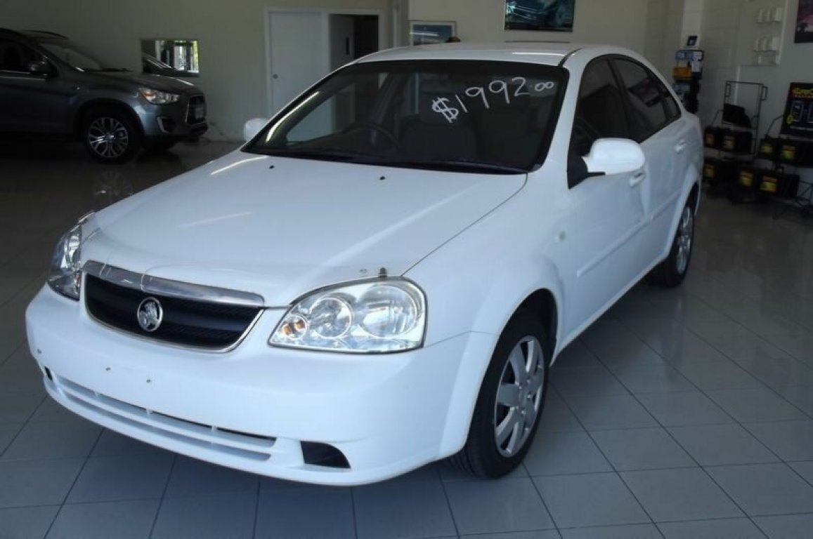 Holden viva cars for sale on boostcruising its free and it works 2007 holden viva jf my07 vanachro Choice Image