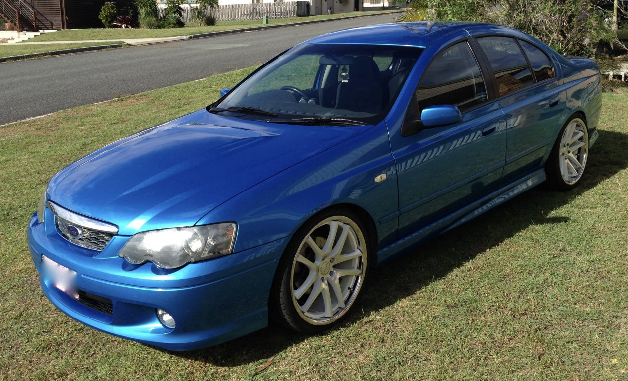 2005 Ford Falcon XR6T BF