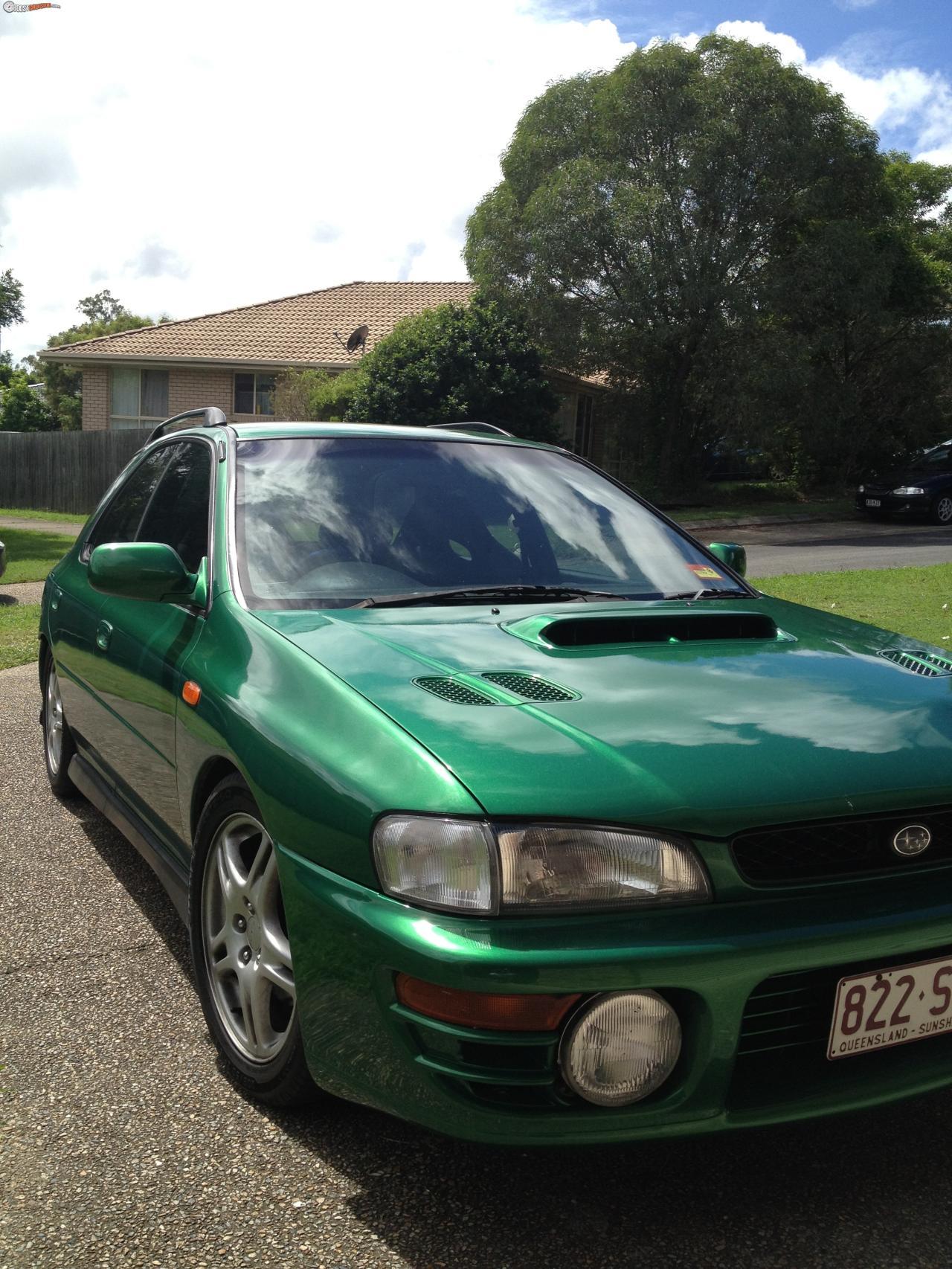 1998 Subaru Impreza My98 Wrx Gf8
