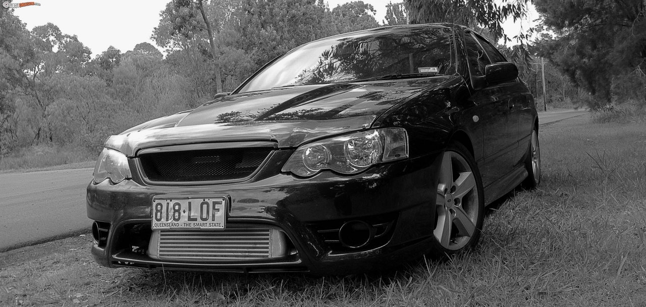 2003 Ford Falcon Xr6 Turbo - BoostCruising