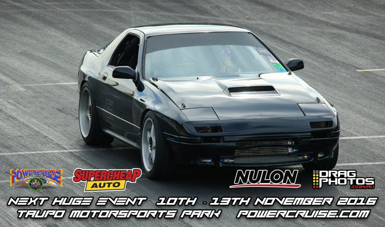 16th And 17th April Hampton Downs Powercruise | Dragphotos.com.au