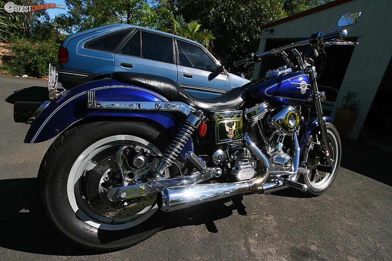 1996 Harley-Davidson Dyna Low Rider - BoostCruising