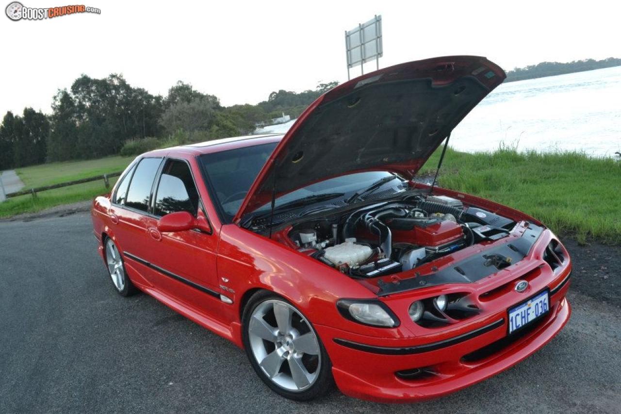 1996 Ford El Xr6 Turbo - BoostCruising