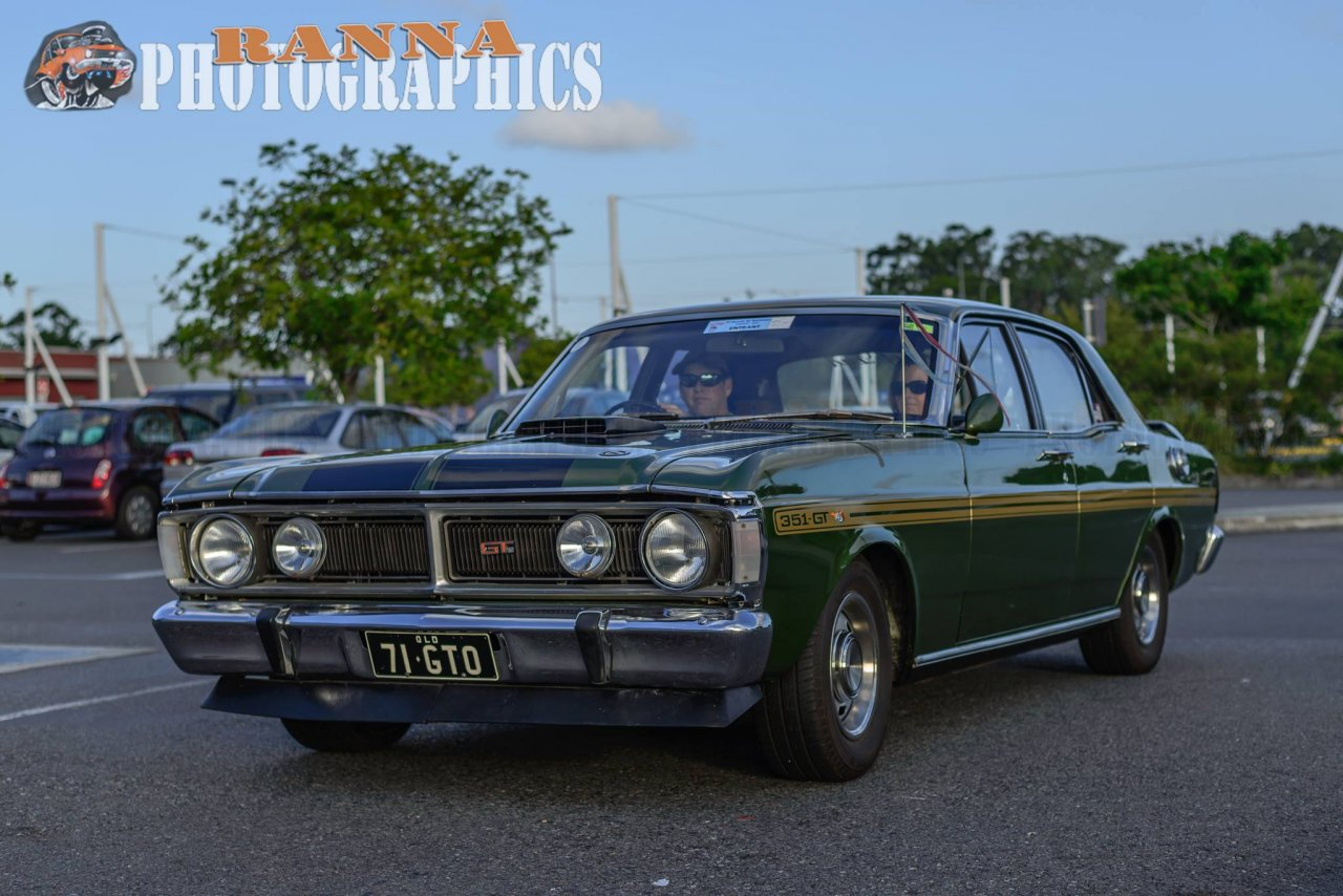 Old Skool Cars - March Show - BoostCruising