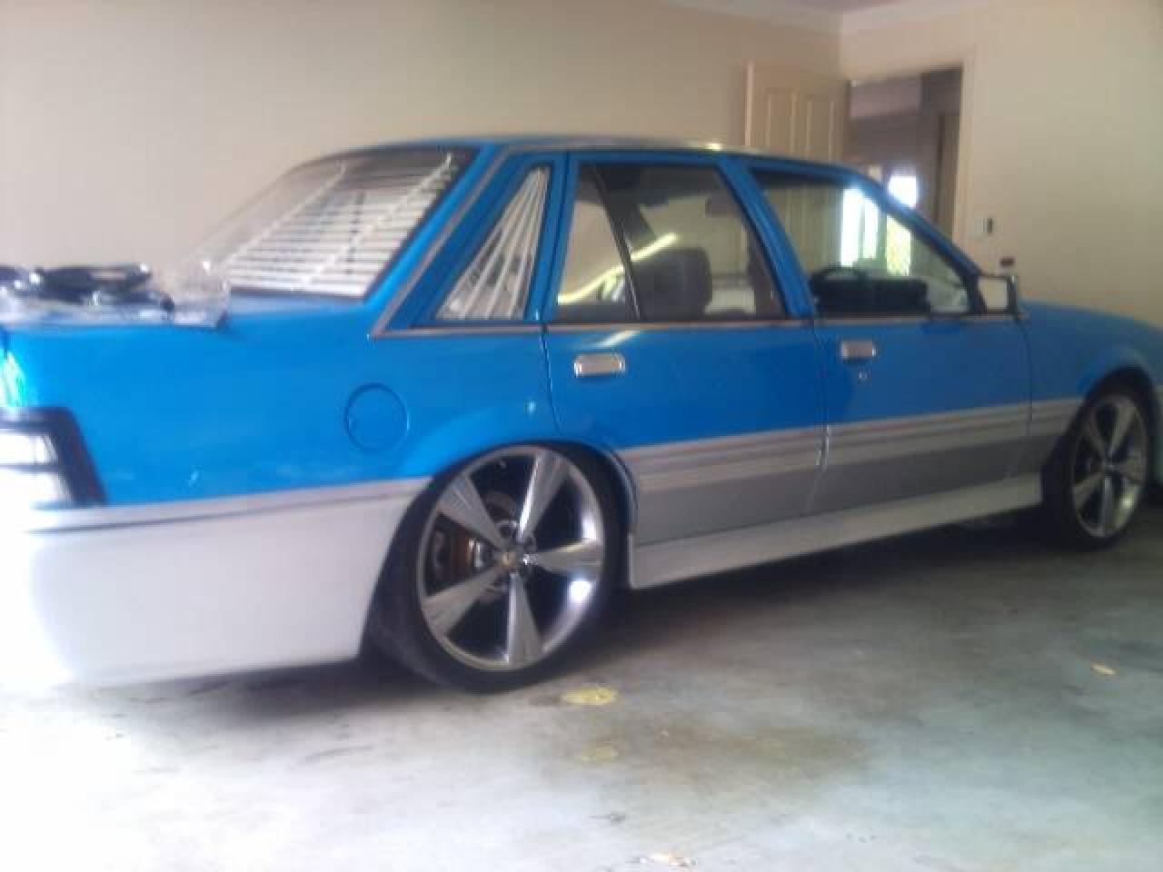 1986 Holden Commodore Sl Vl - BoostCruising
