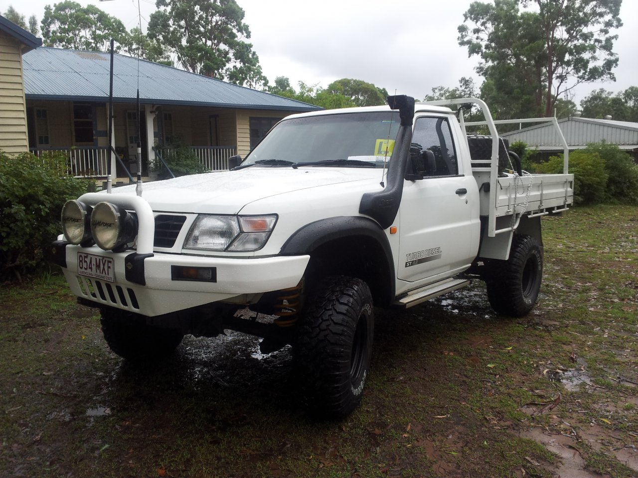 2000 nissan patrol st 4x4 gu boostcruising. Black Bedroom Furniture Sets. Home Design Ideas