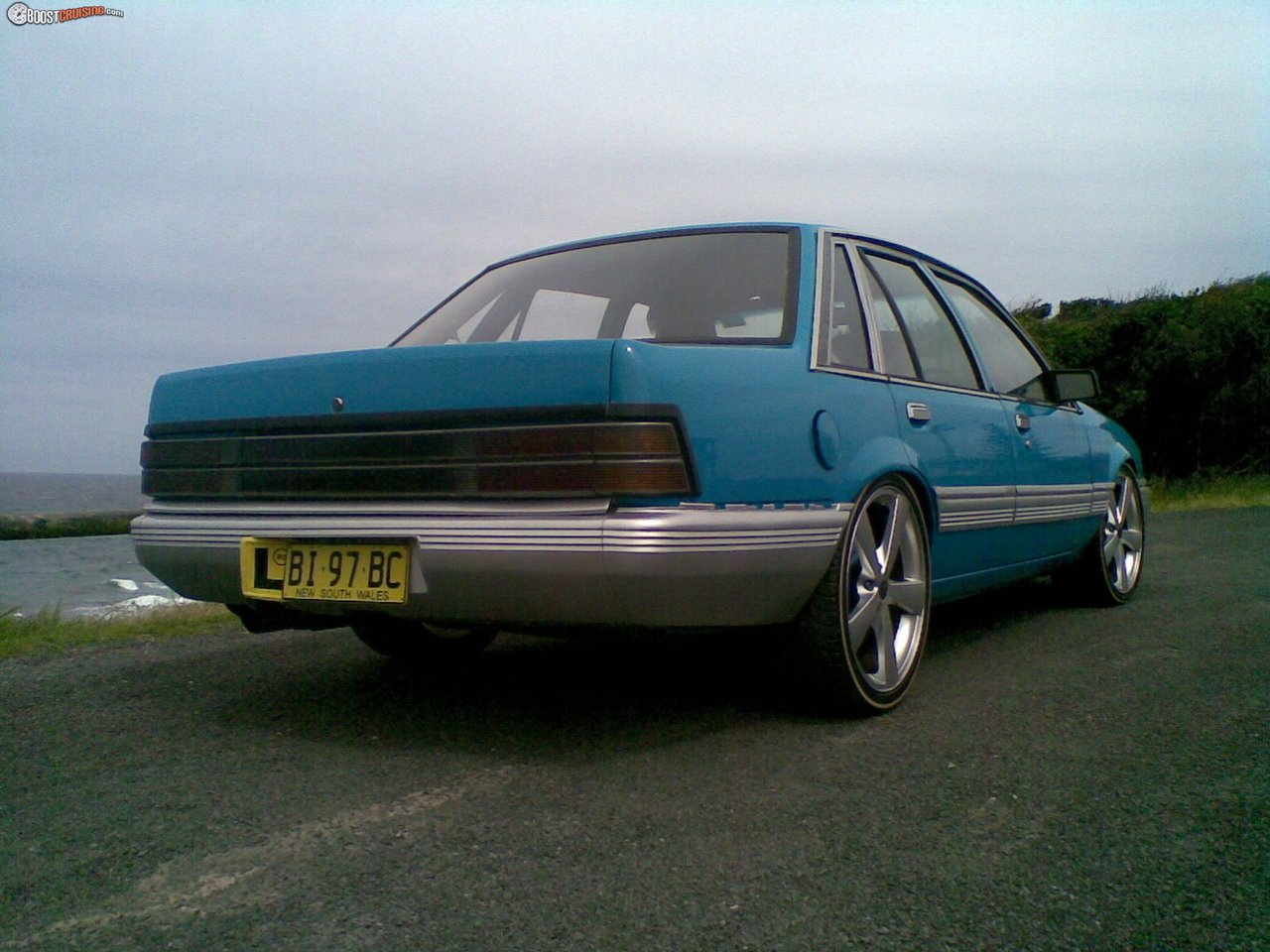 Tommy32's Holden - BoostCruising