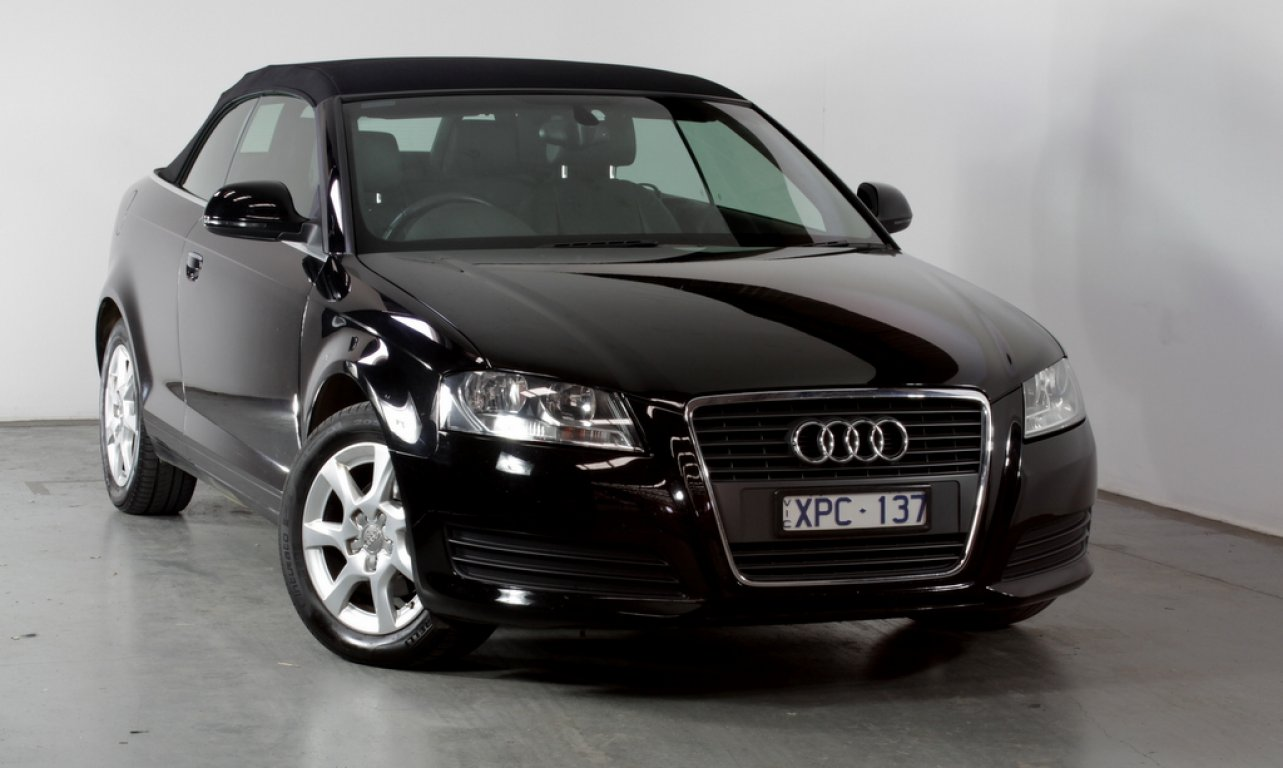 2010 Audi A3 8P MY11 1.6 Attraction 8P MY11