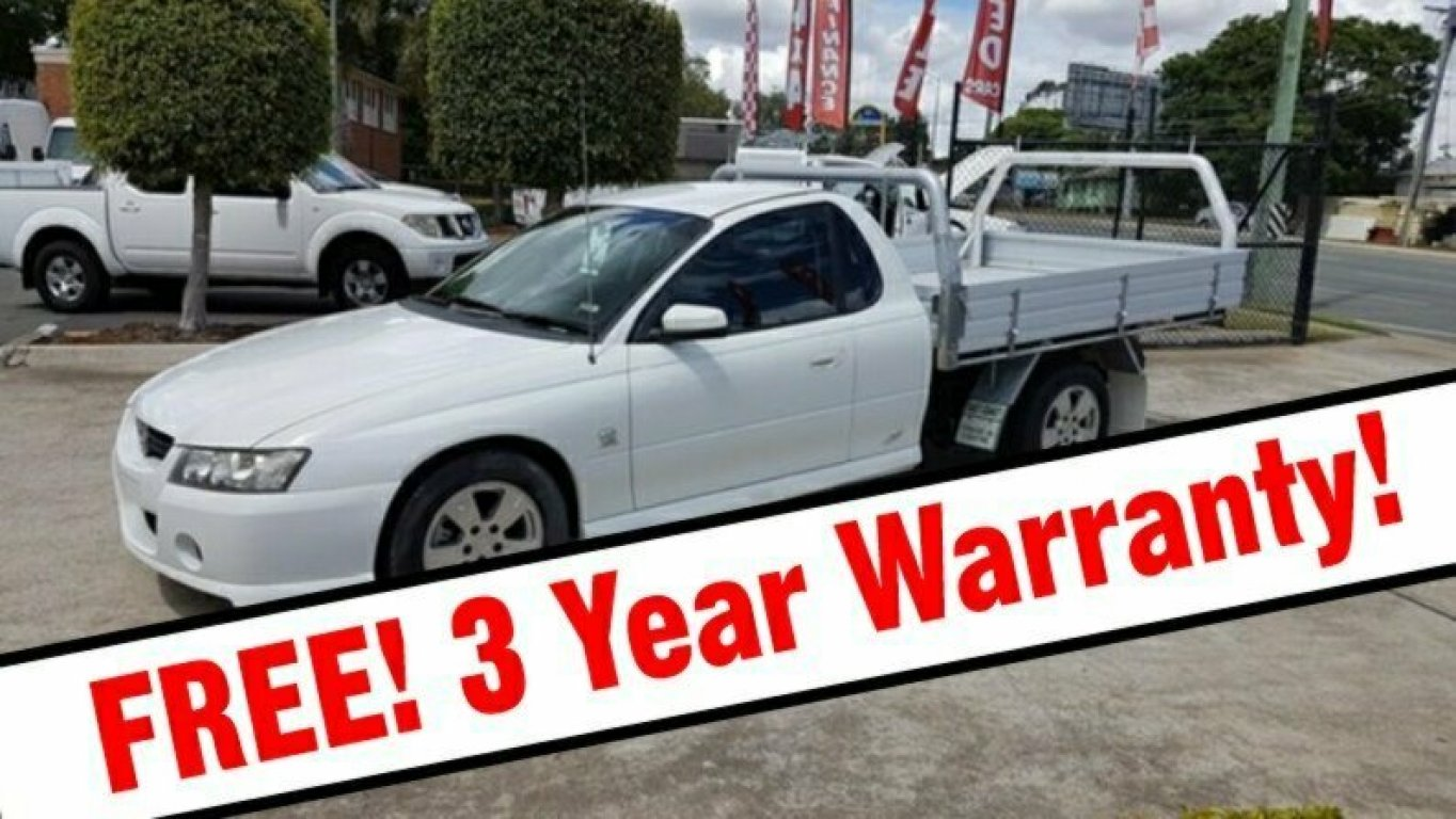 Holden one tonners for sale on boostcruising its free and it 2004 holden one tonner s vz vanachro Gallery