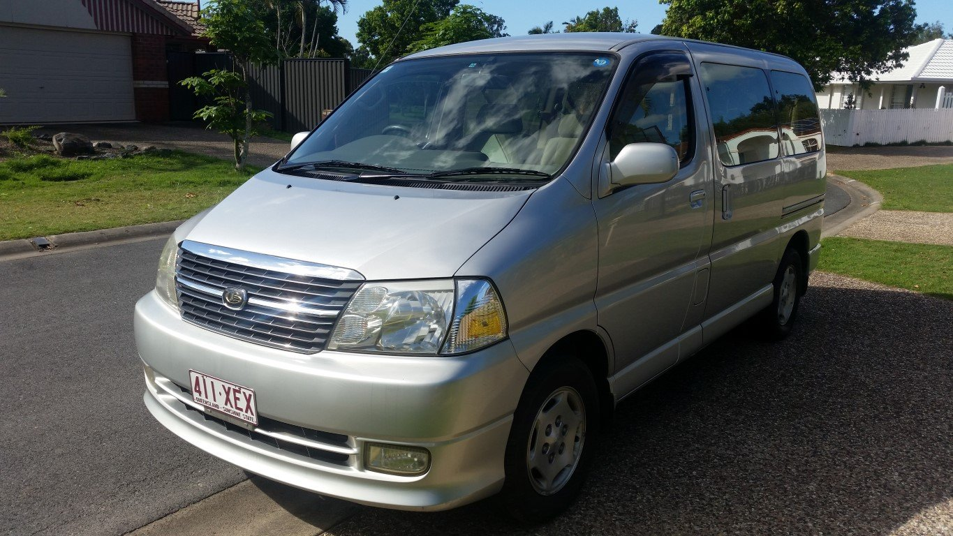 2000 Toyota Grand Hiace